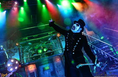 King Diamond - Paramount Theatre Seattle 11.25.19