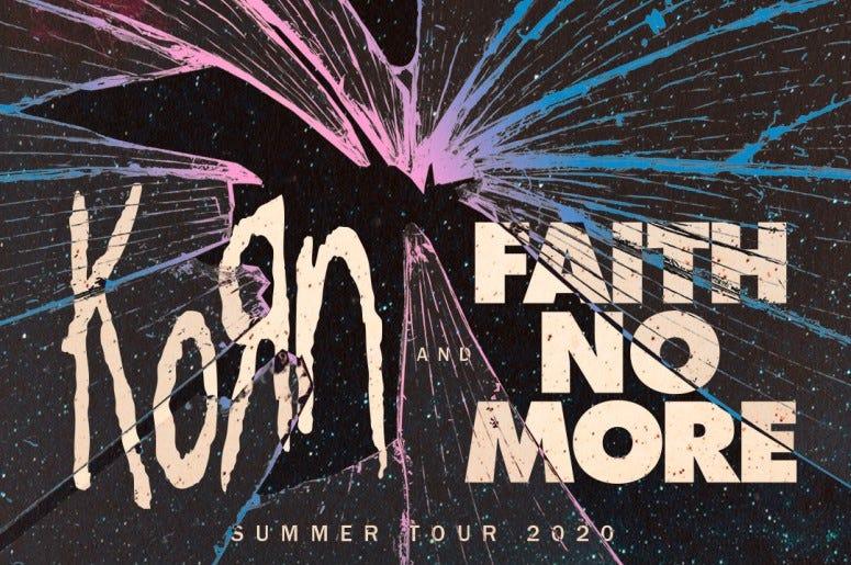Korn faith no more