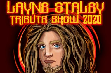 Layne Staley Tribute Show 2020