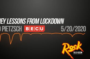 How to be money smart coming out of lockdown, Becu's Todd Pietzsch breaks it down