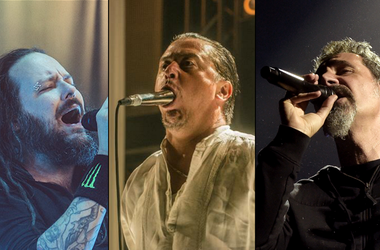 Korn, Faith No More and System of a Down
