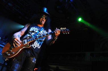 Slash of Guns N' Roses