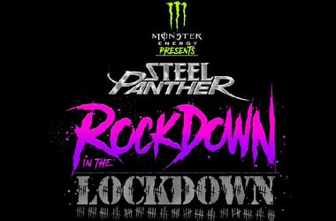 Steel Panther's Rockdown In The Lockdown
