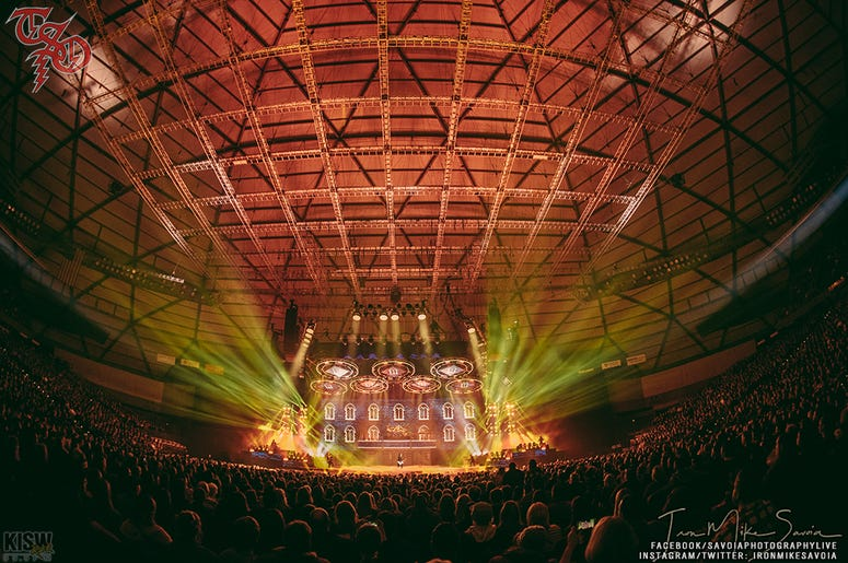 Trans Siberian Orchestra Rock Set Attendance Record At The Tacoma Dome Kisw