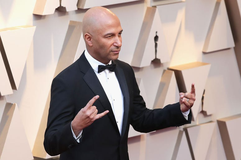 Tom Morello attends the 91st Annual Academy Awards at Hollywood and Highland on February 24, 2019 in Hollywood, California