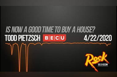 BECU's Todd Pietzsch gives advice on buying a house during pandemic