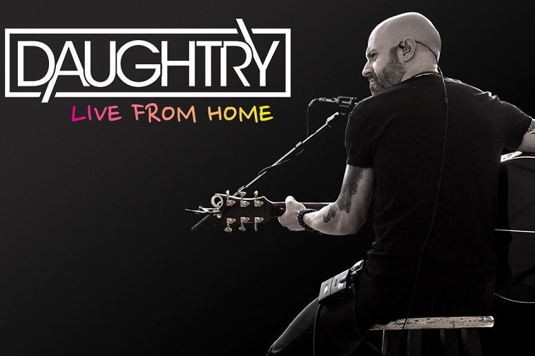Daughtry Live From Home