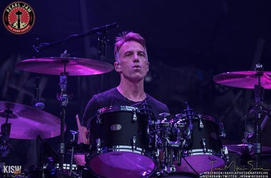 Matt Cameron of Pearl Jam
