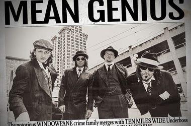 mean genius