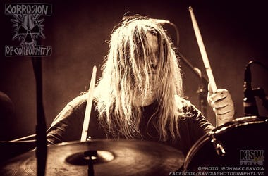 Red Mullins, Corrosion of Conformity