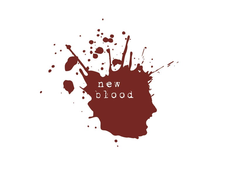New Blood logo