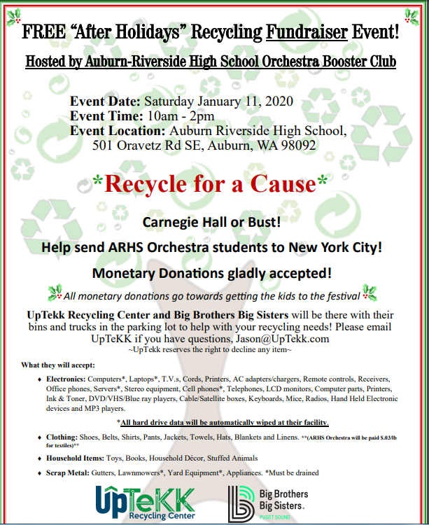 Auburn Riverside Orchestra