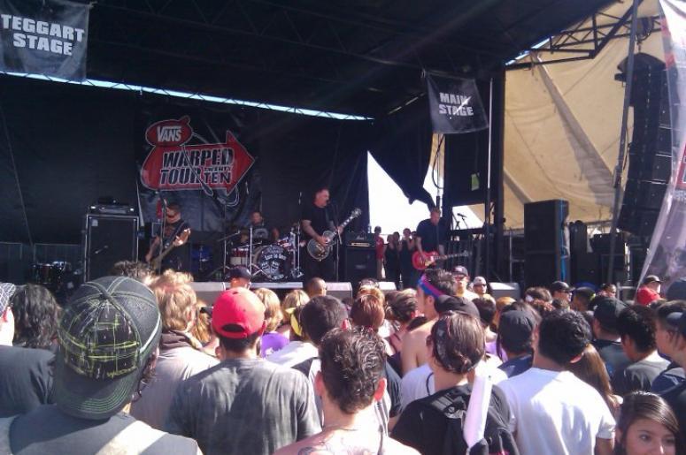 Warped Tour 2010