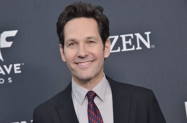 """Paul Rudd arrives at Marvel Studios' """"Avengers: Endgame"""" World Premiere held at the Los Angeles Convention Center in Los Angeles, CA on Monday, April 22, 2019. (Photo By Sthanlee B. Mirador/Sipa USA)"""