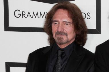 Geezer Butler of Black Sabbath