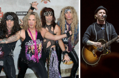 Steel Panther and Corey Taylor of Stone Sour