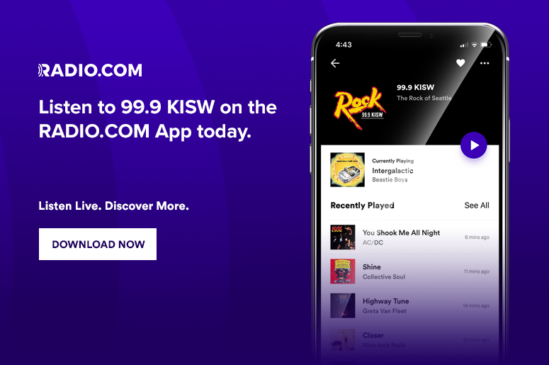 Listen to KISW with the Radio.com app