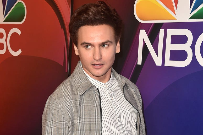 BEVERLY HILLS, CALIFORNIA - AUGUST 08: Moses Storm attends the 2019 TCA NBC Press Tour Carpet at The Beverly Hilton Hotel on August 08, 2019 in Beverly Hills, California. (Photo by Alberto E. Rodriguez/Getty Images)