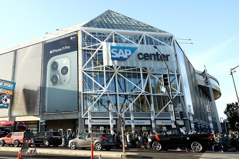 SAP Center San Jose