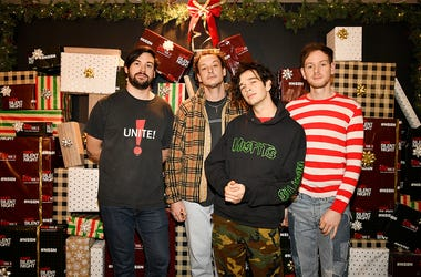 The 1975 Meet-N-Greet at Not So Silent Night 2019
