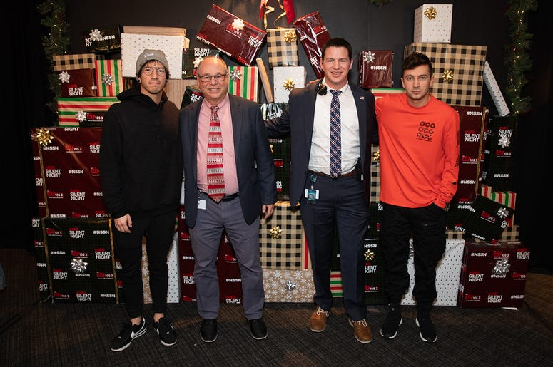 Twenty One Pilots Meet-N-Greet at Not So Silent Night 2019