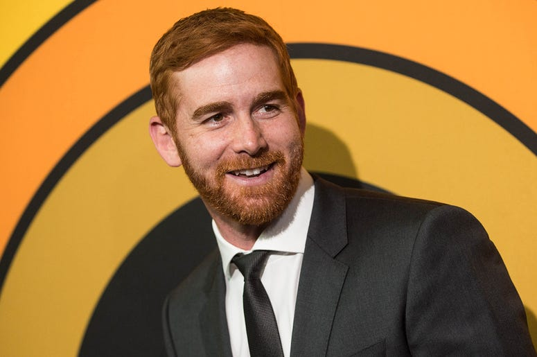 """LOS ANGELES, CA - MAY 31: Actor Andrew Santino attends the premiere of Showtime's """"I'm Dying Up Here"""" at DGA Theater on May 31, 2017 in Los Angeles, California. (Photo by Emma McIntyre/Getty Images)"""