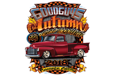 Goodguys 29th FuelCurve.com Autumn Get Together