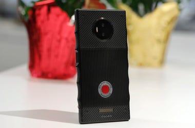 Red Hydrogen One smartphone