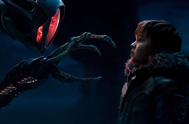 """Netflix's """"Lost in Space"""""""