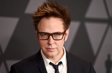 "In this Nov. 11, 2017 file photo, filmmaker James Gunn arrives at the 9th annual Governors Awards in Los Angeles. Gunn has been fired as director of ""Guardians of the Galaxy 3"" because of old tweets that recently emerged where he joked about subjects like"