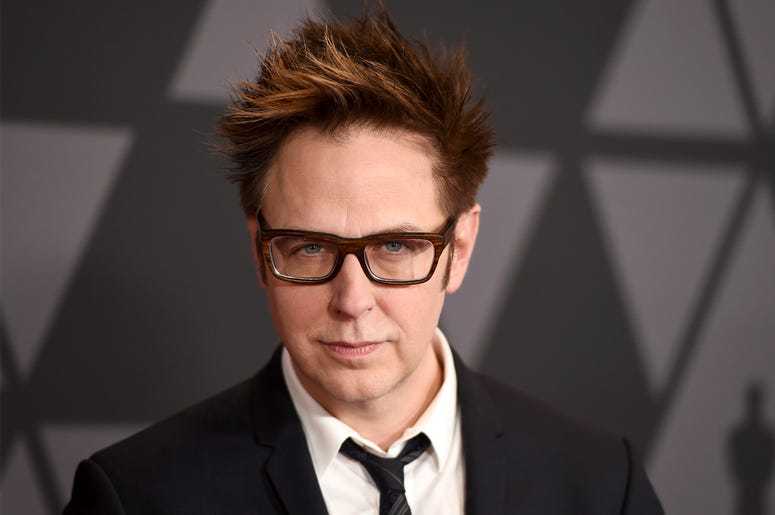 """In this Nov. 11, 2017 file photo, filmmaker James Gunn arrives at the 9th annual Governors Awards in Los Angeles. Gunn has been fired as director of """"Guardians of the Galaxy 3"""" because of old tweets that recently emerged where he joked about subjects like"""