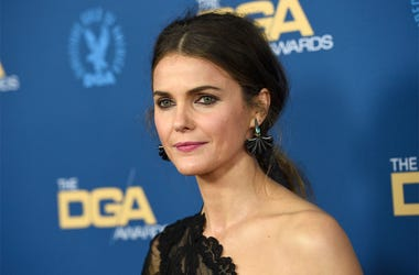 In this Feb. 2, 2019 photo, Keri Russell arrives at the 71st annual DGA Awards at the Ray Dolby Ballroom in Los Angeles. (Photo by Chris Pizzello/Invision/AP, File)