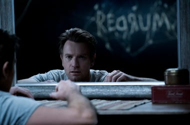 "This image released by Warner Bros. Pictures shows Ewan McGregor in a scene from ""Doctor Sleep."" (Warner Bros. Pictures via AP)"