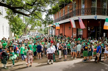New Orleans St. Patrick's Day