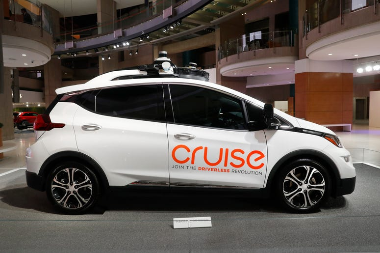 Cruise vehicle