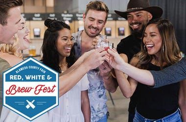 The Red, White and Brew Craft Beer Fest at Alameda County Fair