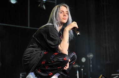 Billie Eilish at ALT 105.3 BFD 2018