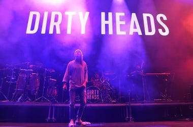 Dirty Heads at ALT 105.3 BFD 2018