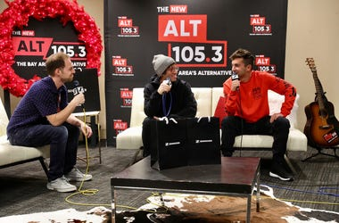 Dallas with Twenty One Pilots at ALT 105.3's Not So Silent Night 2019