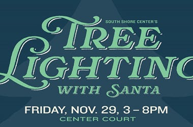 Alameda South Shore Tree Lighting