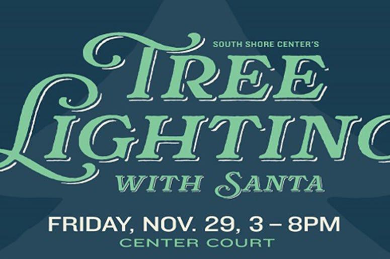 Alameda South Shore Tree Lighting