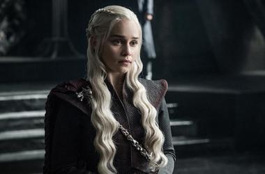 Emilia Clarke as Daenerys Targaryen in 'Game of Thrones' (Photo credit: HBO)