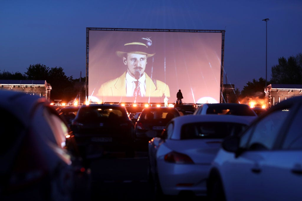 Drive In Theaters In San Jose And Concord Open The New Alt 105 3