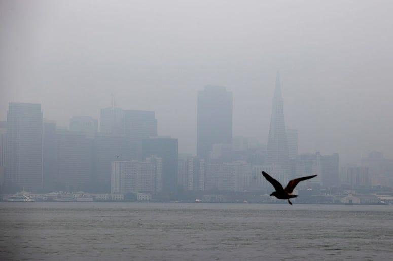 San Francisco smoke