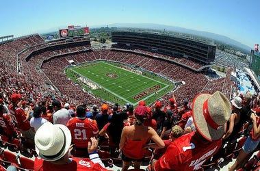 Levi's Stadium - 49ers Game