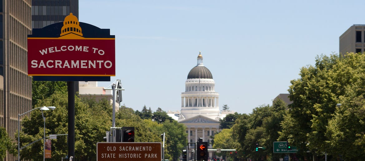 Sacramento Has The Lowest Coronavirus Infection Rate Of Any U.S. City