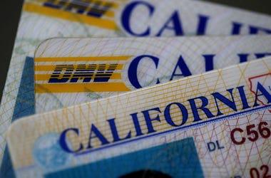 California Driver's Licenses