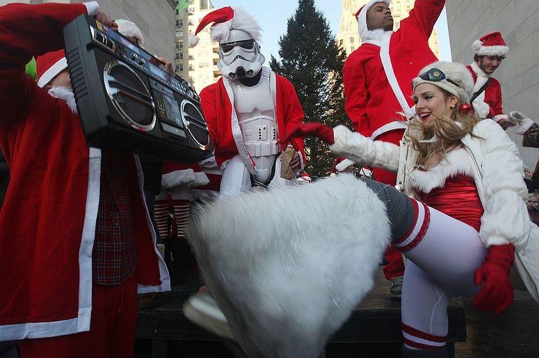 Santa Con