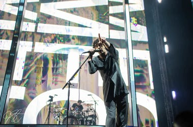 The 1975 At The Bill Graham Civic Auditorium