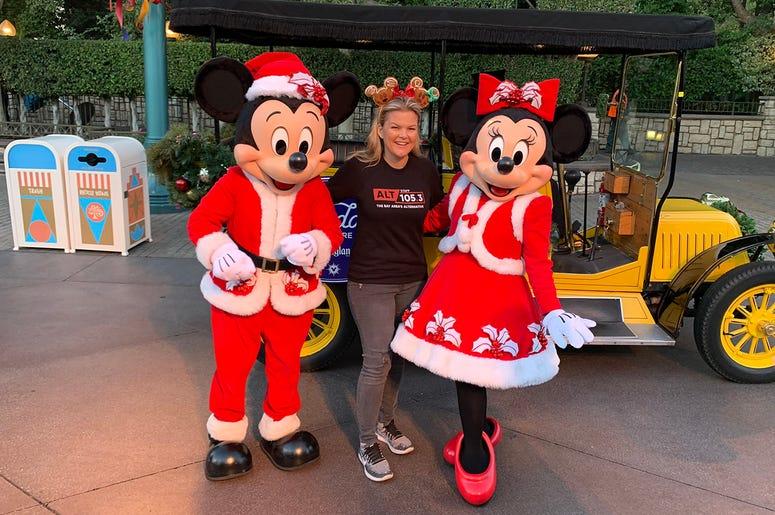DK at the Disneyland Resort